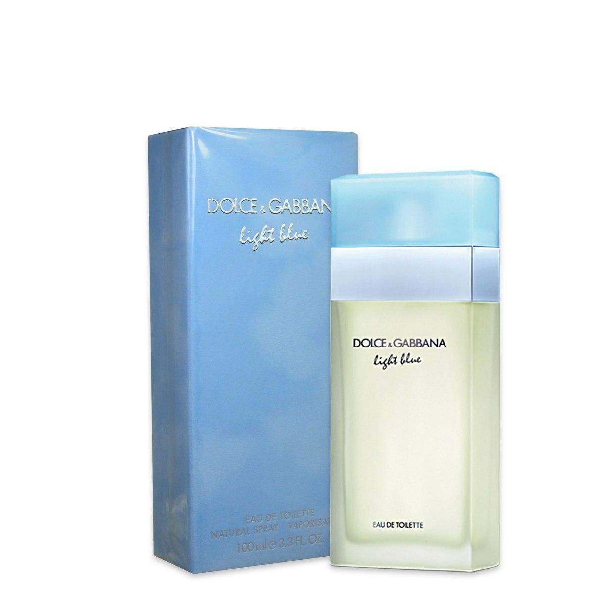 dolce gabbana dolce gabbana light blue 100ml femme d g7832. Black Bedroom Furniture Sets. Home Design Ideas