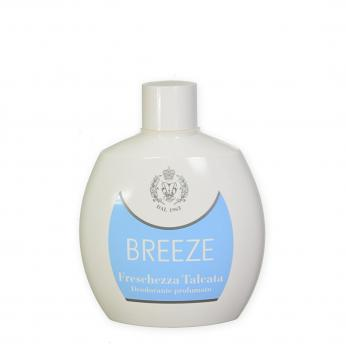 Breeze deo squeeze 100 ml freschezza talcata