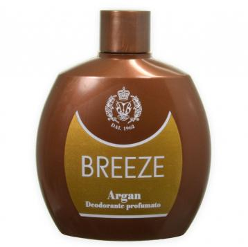 Breeze deo squeeze 100 ml argan