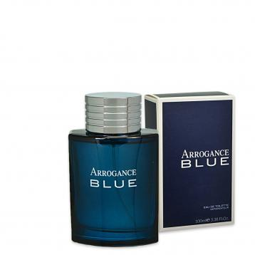 Arrogance blue edt 100 ml