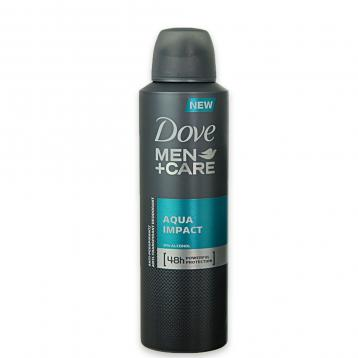 Dove deo spray 200 ml aqua impact