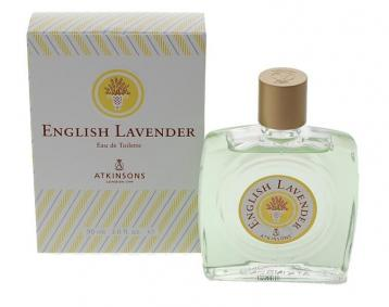 Atkinsons english lavander  edt 90ml