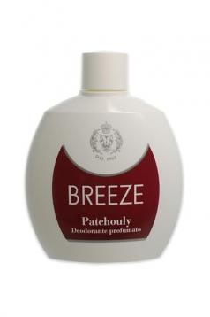 Breeze deo squeeze 100 ml patchouly