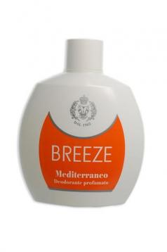 Breeze deo squeeze 100 ml agrumi