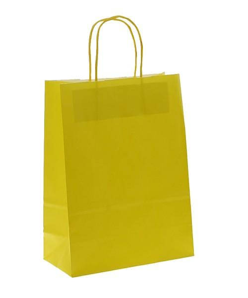 Shoppers carta f.to.36 + 12 x 41 col. giallo