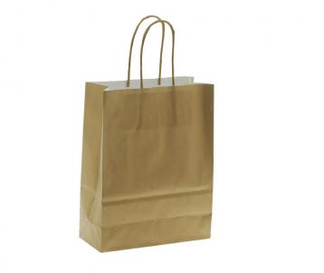 Shoppers carta f.to 36 + 12 x 41 col. oro m. r.