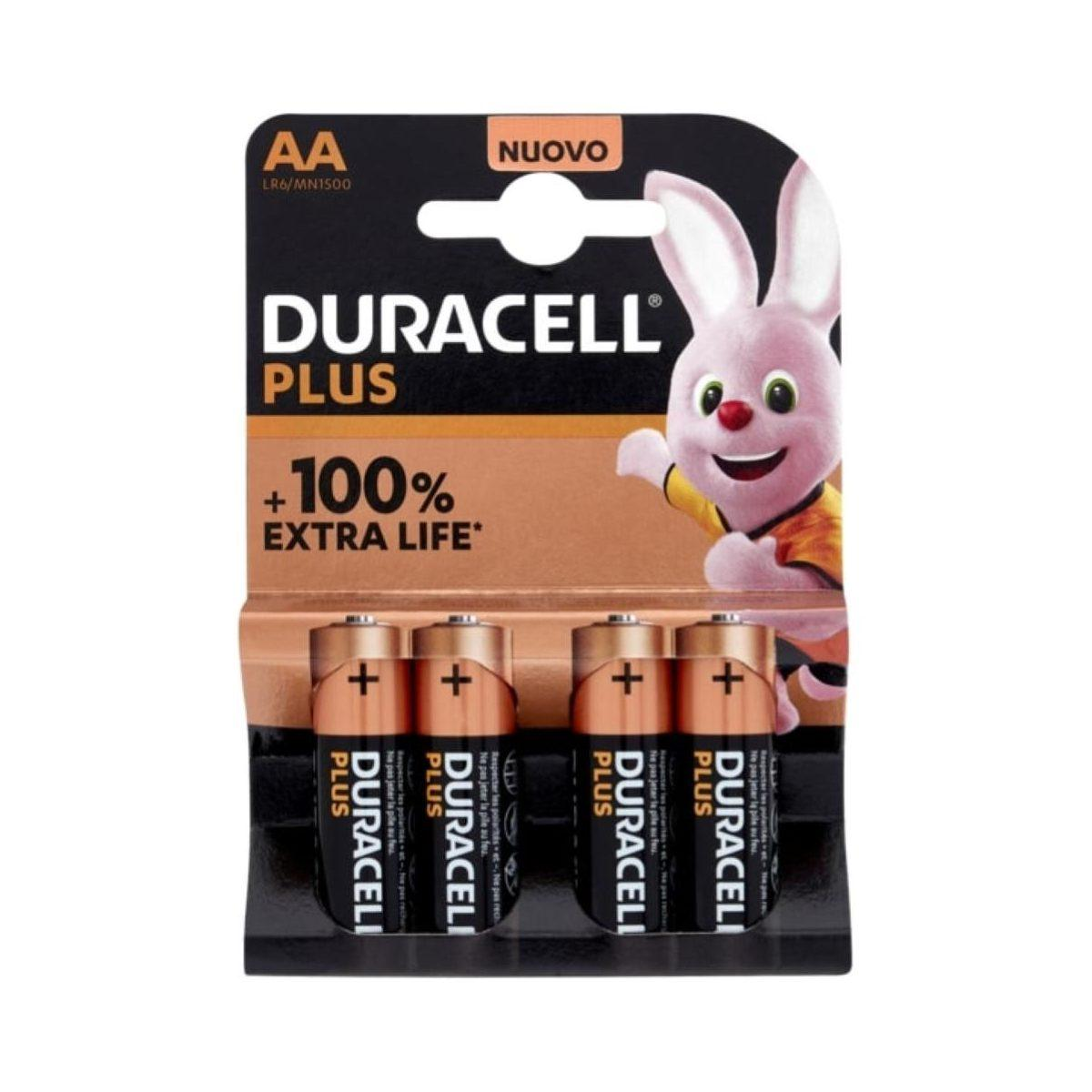 Duracell plus power aa 'stilo'
