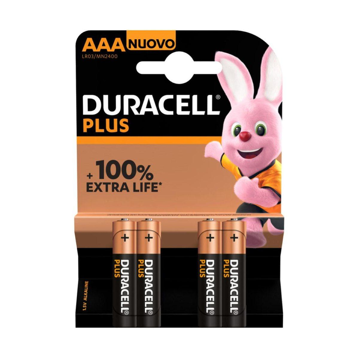 Duracell plus power aaa 'ministilo'