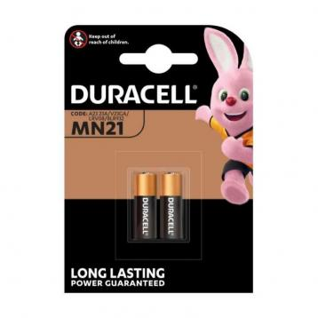 Duracell 2 mn21 12v security