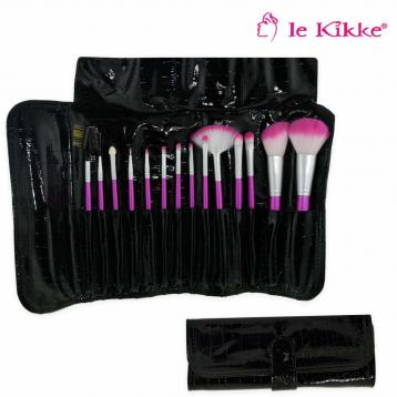 Le kikke set pennelli make-up