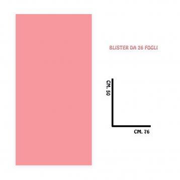 Rosa 50 Sheets Packitsafe MG Carta velina 50,8 x 76,2 cm senza acidi . pale Carta colorata e grande quantit/à di fogli.