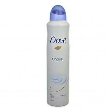 Dove deo spray 250 ml original