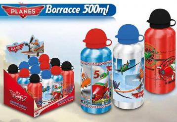 Borraccia alluminio 500 ml expo planes