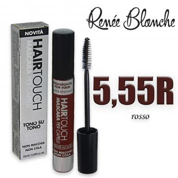 Hair touch mascara capelli 18 ml 5.55r