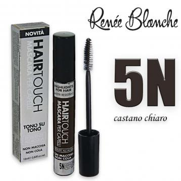 Hair touch mascara capelli 18 ml 5n
