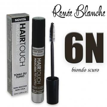 Hair touch mascara capelli 18 ml 6n