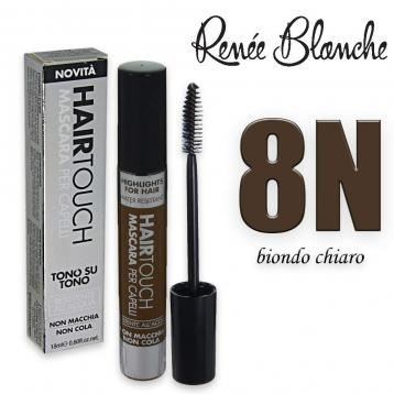 Hair touch mascara capelli 18 ml 8n