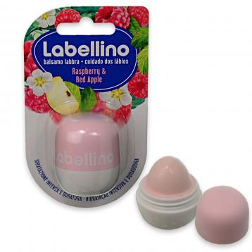 Labello labellino raspberry&red apple 7gr