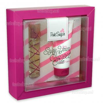 Aquolina secret pink sugar edt 30 ml + glossy shower gel 100 ml