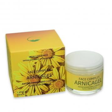 Face complex arnica gel 50 ml