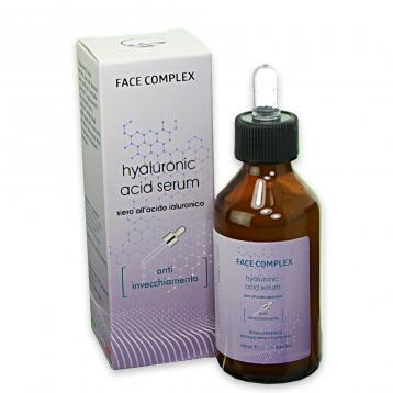 Face complex siero acido ialuronico 100 ml