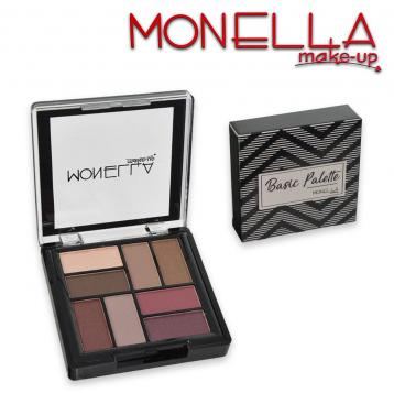 Monella trousse make-up basic palette