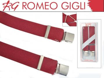 Bretella larga bordo' romeo gigli