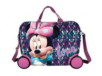 It's travel trolley cavalcabile minnie