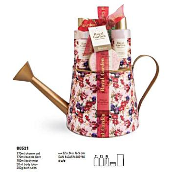 Idc institute royal garden 5 pcs watering can