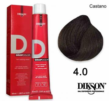 Dikson drop color 100 ml 4n
