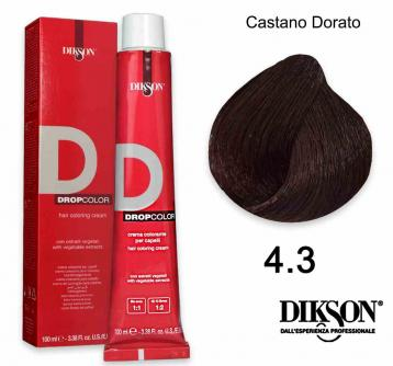 Dikson drop color 100 ml 4.3