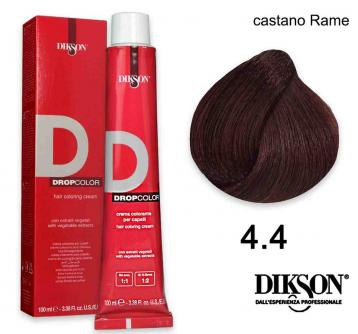 Dikson drop color 100 ml 4.4