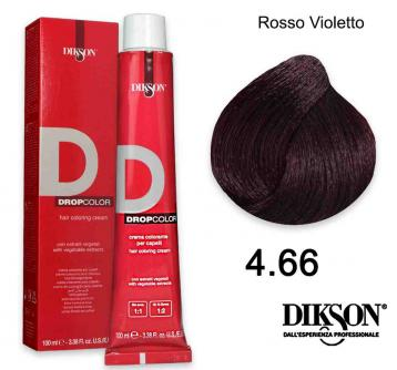 Dikson drop color 100 ml 4.66