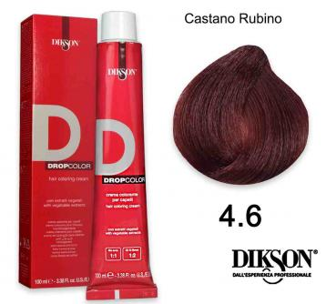 Dikson drop color 100 ml 4.6