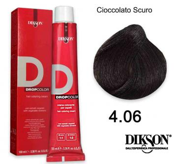 Dikson drop color 100 ml 4.06