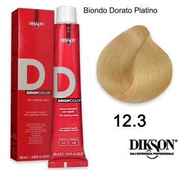 Dikson drop color 100 ml 12.3
