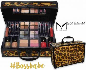 Markwins train case boss babe