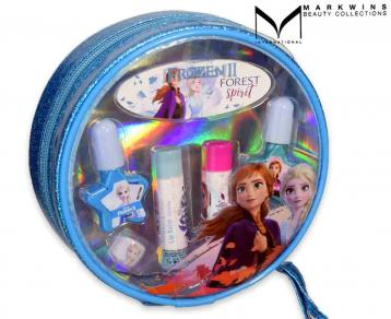 Frozen lip & nail clutch