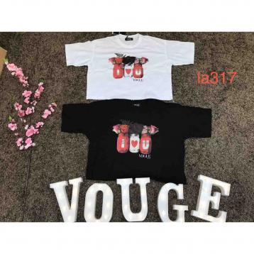 T-shirt vogue italy